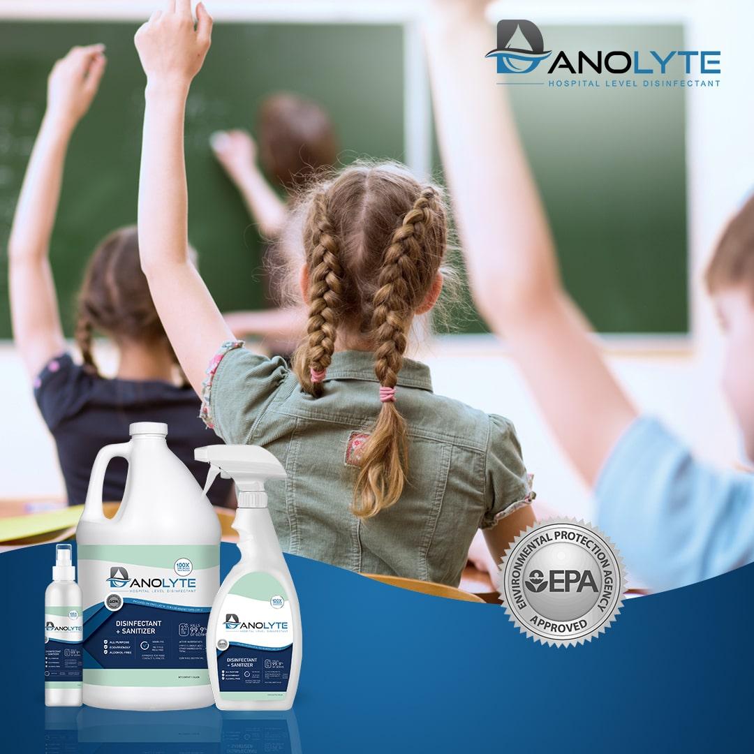 Danolyte Disinfectant 500ml