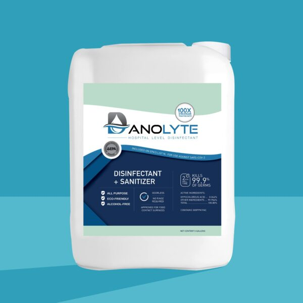 Danolyte Disinfectant 5 Gallon