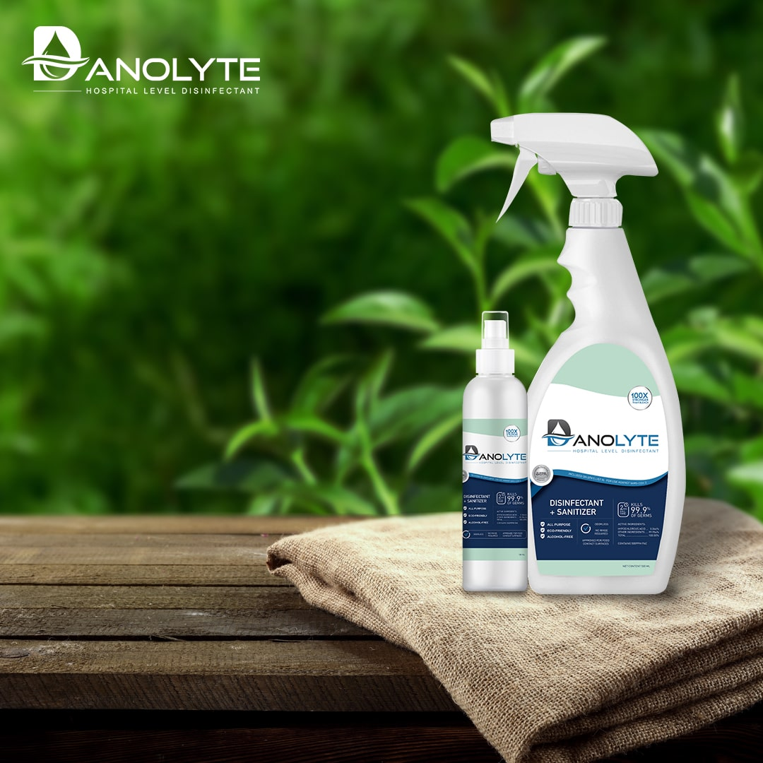 Danolyte Disinfectant