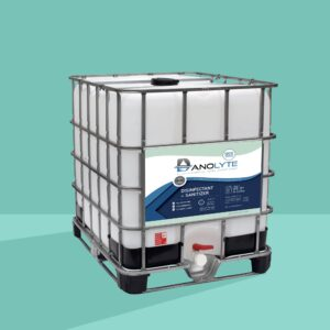 Danolyte Disinfectant IBC Tank