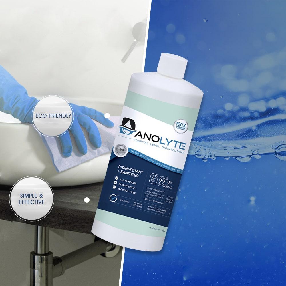 danolyte bottle 1 liter