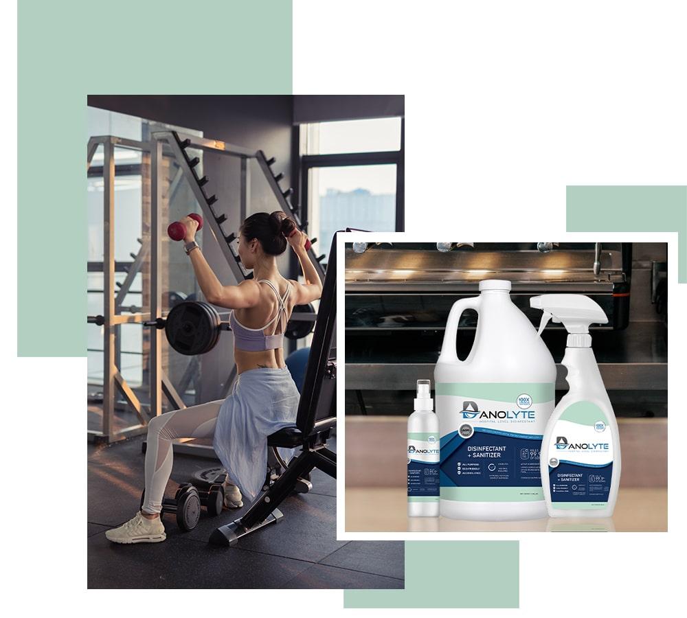 Disinfectants Advantages